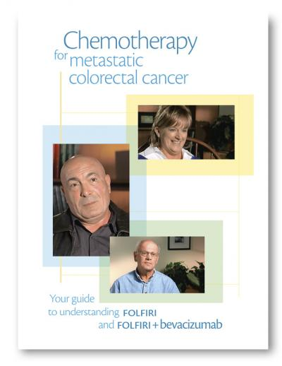 Booklet cover of a PCORI project using patient-centered communication services