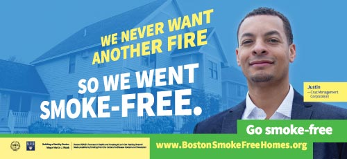 Smoke-free housing billboard #3
