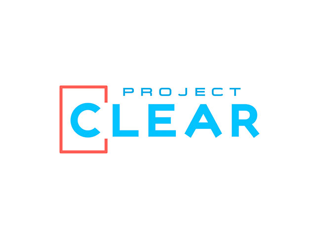 Dr. Vish Viswanath's Project CLEAR logo