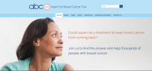Image of ABC Trial website