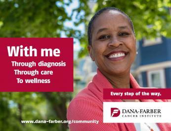 DFCI campaign artwork design by HCC